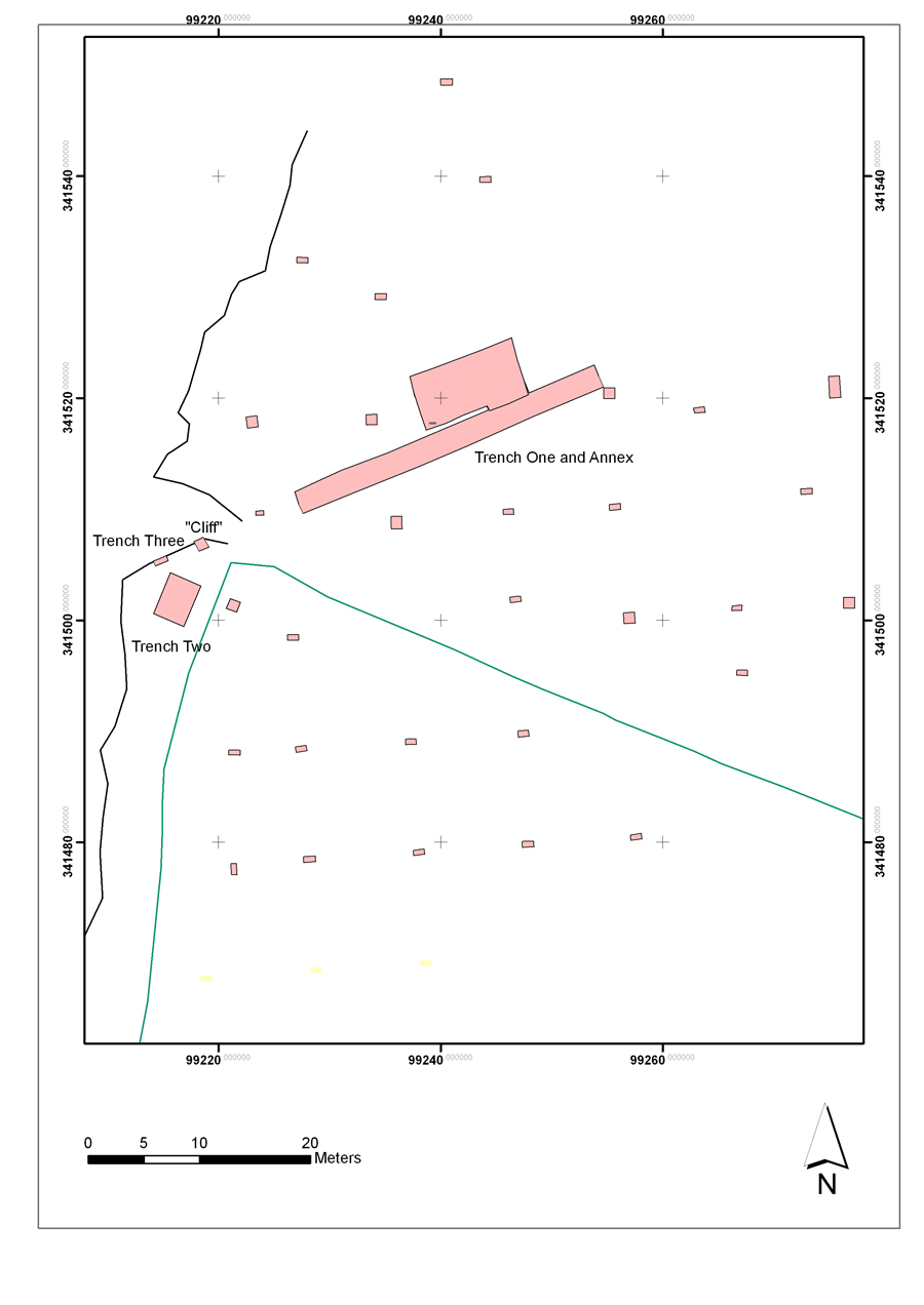 belderrig excavation plan